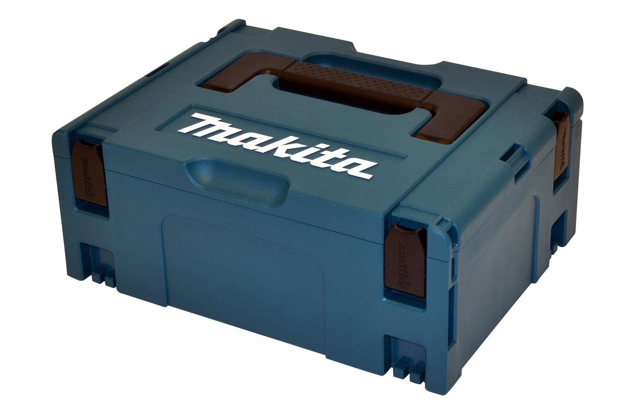 Makita Akku-Schlagbohrschrauber (18 V, SystemKIT mit 1 Akku 1,5 Ah, ohne Ladegerät, im MAKPAC) DHP451Y1J