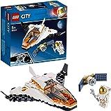 LEGO 60224 City Space Port Satelliettransportmissie speelgoed set