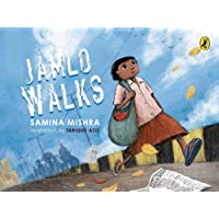 Jamlo Walks: An Illustrated Book about Life During Lockdown