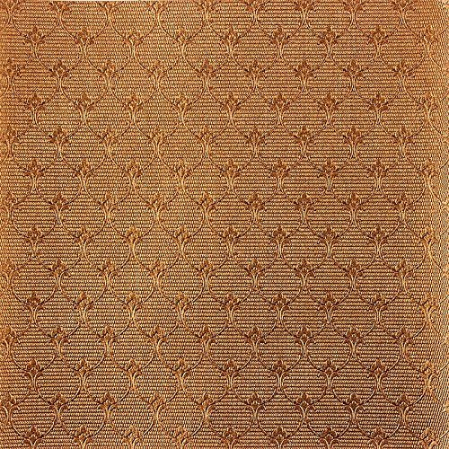 Design Faltpapiere, Ornament-Design, quadratisch, 10 x 10 cm, 100 Blatt   Papier für verschiedene Falttechniken, Origami, Bastelpapier   Origami-Papier (bronze)