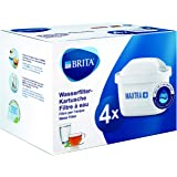 BRITA Pack de 4 filtres MAXTRA+