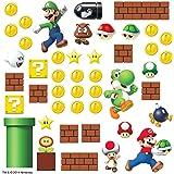 RoomMates 54144 Super Mario Szene