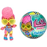 L.O.L. Surprise!- LOL Surprise Dolls Dance-8 Sorpresas, Ropa de Marca y Accesorios de Moda-Incluye Pista Giratoria y Tarjeta
