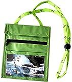 everest1953 sunwallet nature Brustbeutel Brustsafe Brusttasche Umhängetasche Outdoor * green *