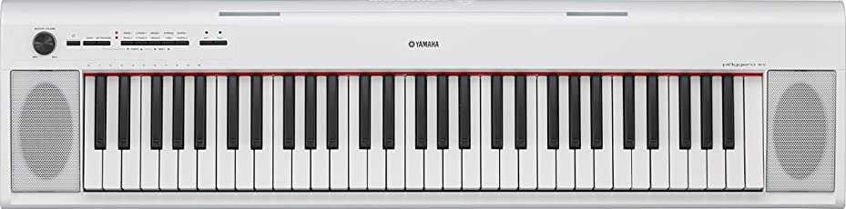 Yamaha NP-12WH Keyboard