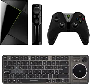 Nvidia Shield Tv Media Streaming Player Corsair K83 Computer Zubehör