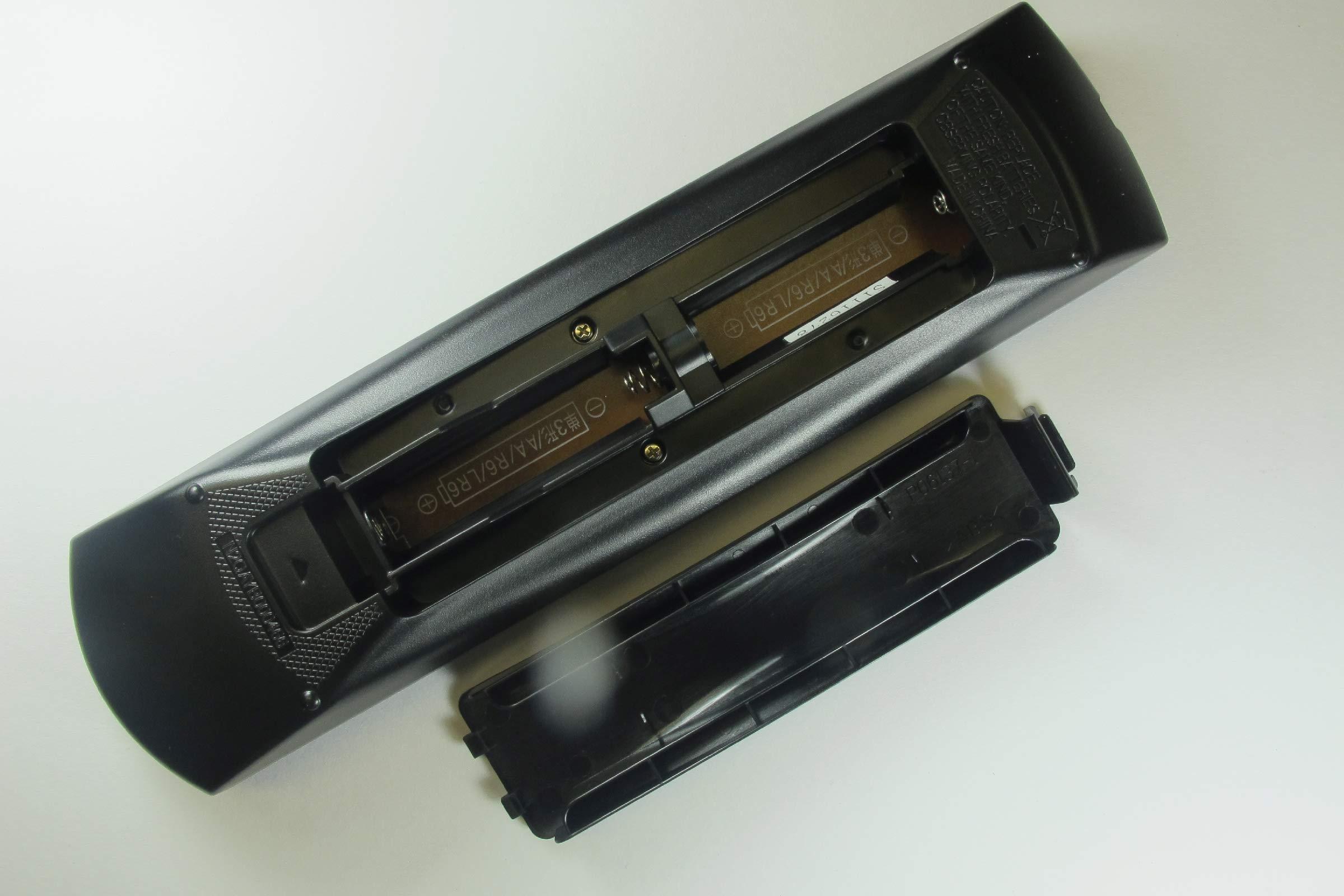 71fAD6n7ppL - Panasonic DMR-EZ49VEBK Genuine DVD Recorder Remote Control N2QAYB000466