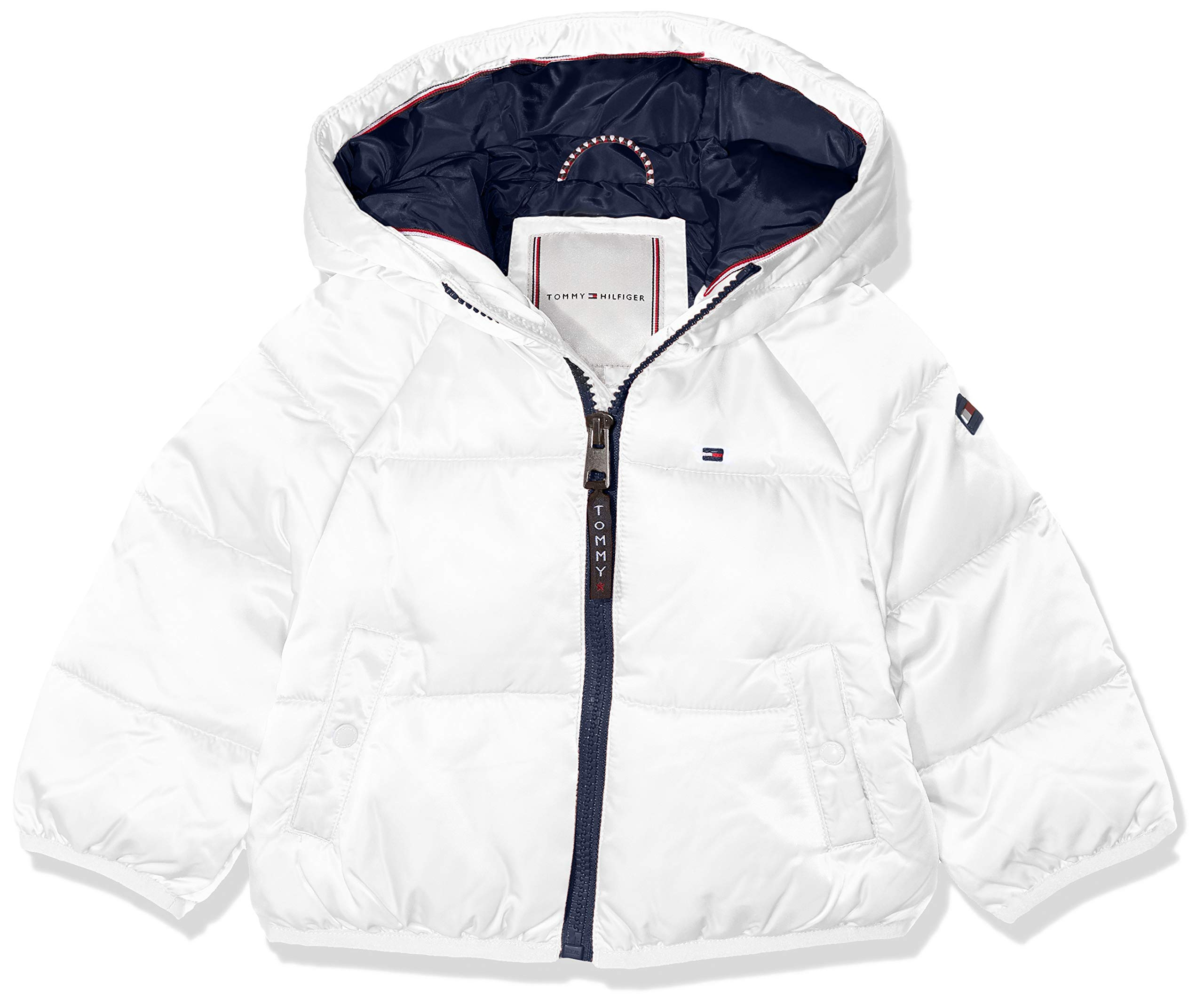 Tommy Hilfiger Recycled Short Puffer Chaqueta para Bebés 1