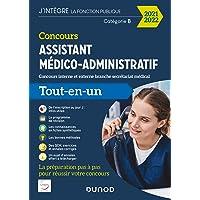 Concours Assistant médico-administratif 2021-2022 - Tout-en-un: Concours interne et externe branche Secrétariat médical…
