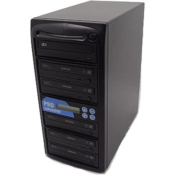 Produplicator 1 to 5 24X CD DVD Duplicator