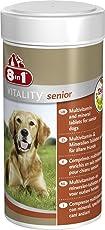 8in1 Multi Vitamin Tabletten Adult, zur Nahrungsergänzung bei erwachsenen Hunden