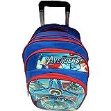 حقيبة مدرسية بعجلات للمرحلة الابتدائية