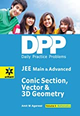 Daily Practice Problems (DPP) for JEE Main & Advanced - Conic Section, Vector & 3D Geometry Vol.5 Mathematics