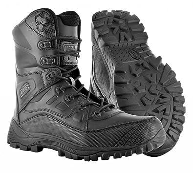 f1e675c3f2d HI-TEC - Magnum Lightspeed 8.0 Urban Patrol Boot Black Schuhe Herren ...