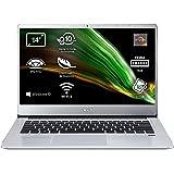 "Acer Swift 3 - Ordenador portátil 14"" FullHD (AMD Ryzen 3 3200U, 8GB RAM, 512GB SSD, UMA Graphics, Windows 10 Home), Color Pl"