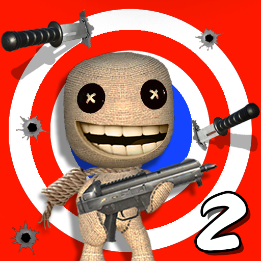 Voodoo Revenge - Ragdoll Kick the Pinata