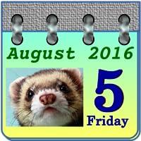 Calendar My Ferret