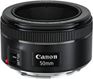 Canon EF 50mm f/1.8 STM Lens - Black