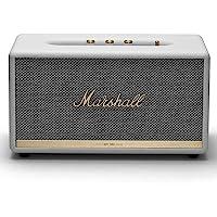 Marshall Stanmore II Bluetooth Lautsprecher - weiß (EU)