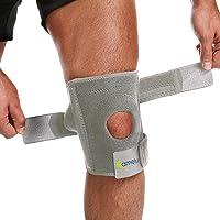 Ginocchiera Ortopedica Rotulea Tutore Ginocchio Fascia Sportiva Crossfit Supporto 4 Stecche Laterali Elastica Recupero…
