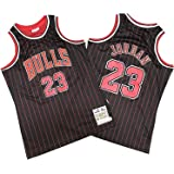 HGsports Chicago Bulls 3-Peat Stickerei Baseball Jacke Herren Bomberjacken Basketball Verdicken Mantel Sweatshirt