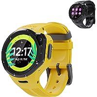 4G SmartWatch per Bambini Orologio GPS Bambini Localizzatore per ragazzi e ragazze, audio e video chiamate bidirezionali…