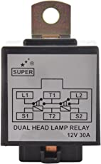 Super 1402 Head Lamp Wiring Kit with HL Relay