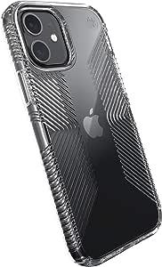 Speck Presidio Perfect Clear Grip Iphone 12 Iphone 12 Pro Hülle Klar Klar Elektronik