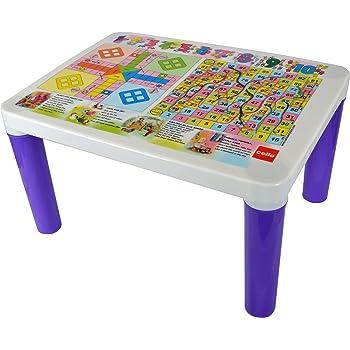 Cello Kid's Plastic Desk (Purple)