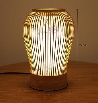 lampada da tavolo, bamboo arts nuovo soggiorno in stile cinese ... - Soggiorno Stile Zen 2