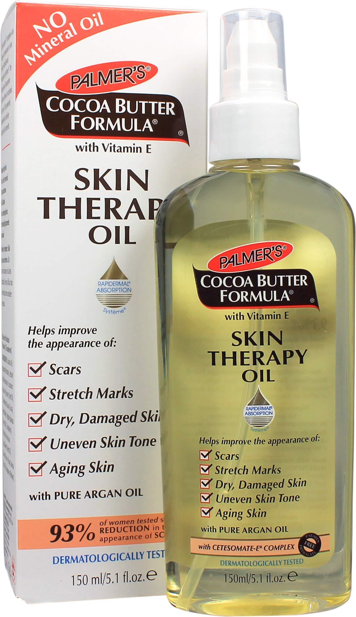 Palmer's Cocoa Butter Formula Skin Therapy Oil (Cocoa Butter Fragrance) 150ml