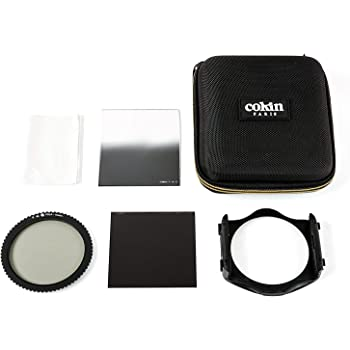 Cokin Medium P Series Traveller Filter Kit - Black