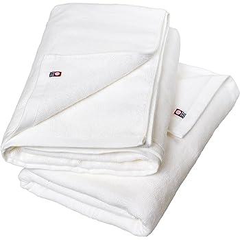 2pcs Imabari Towel Kids /& Baby Kawaii Organic Cotton Bath Towel Bear Design