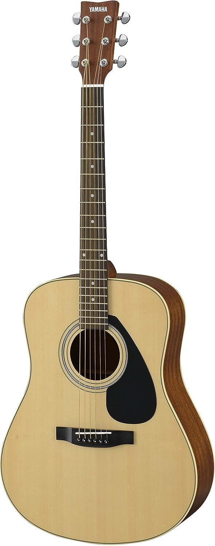 yamaha f370dw acoustic guitar natural amazon co uk musical