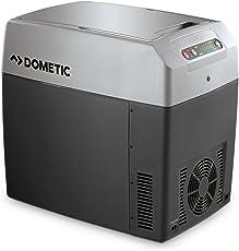 DOMETIC TropiCool TC 21FL - tragbare thermo-elektrische Kühlbox/Heizbox, 20 Liter, 12/24 V und 230 V für Auto, Lkw, Boot und Steckdose, A++