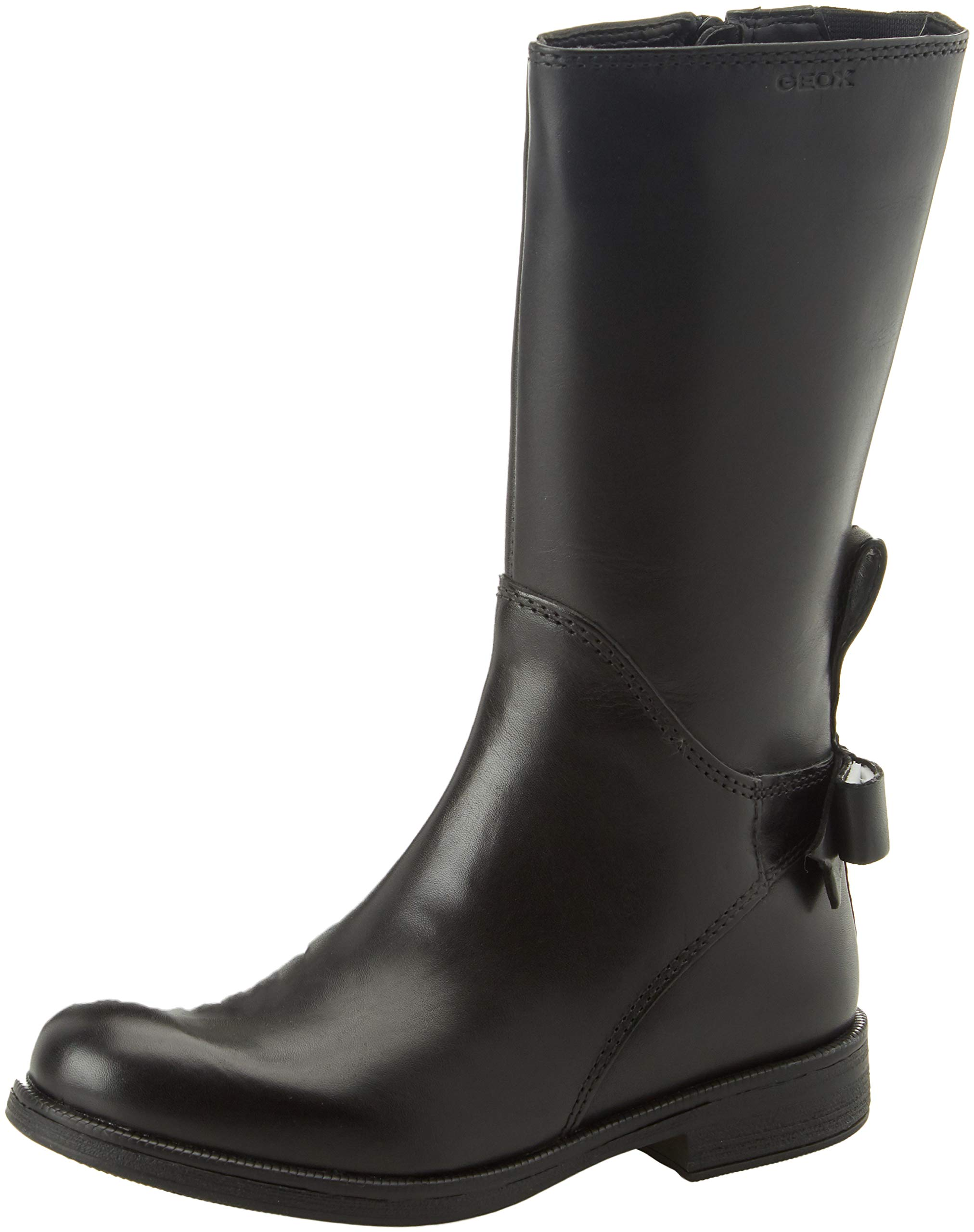 Geox Jr Agata A, Stivali da Equitazione Bambina Tutto Per Gli Animali