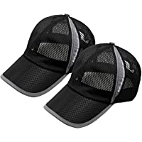 FADA Mesh Quickly-Dry Summer Sun Protection Fishing Camping Golf Trucker Cap Hat