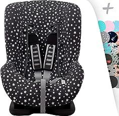 JANABEBE Schutzhülle Universal für Auto-Kindersitz Gruppe 1, 2 und 3