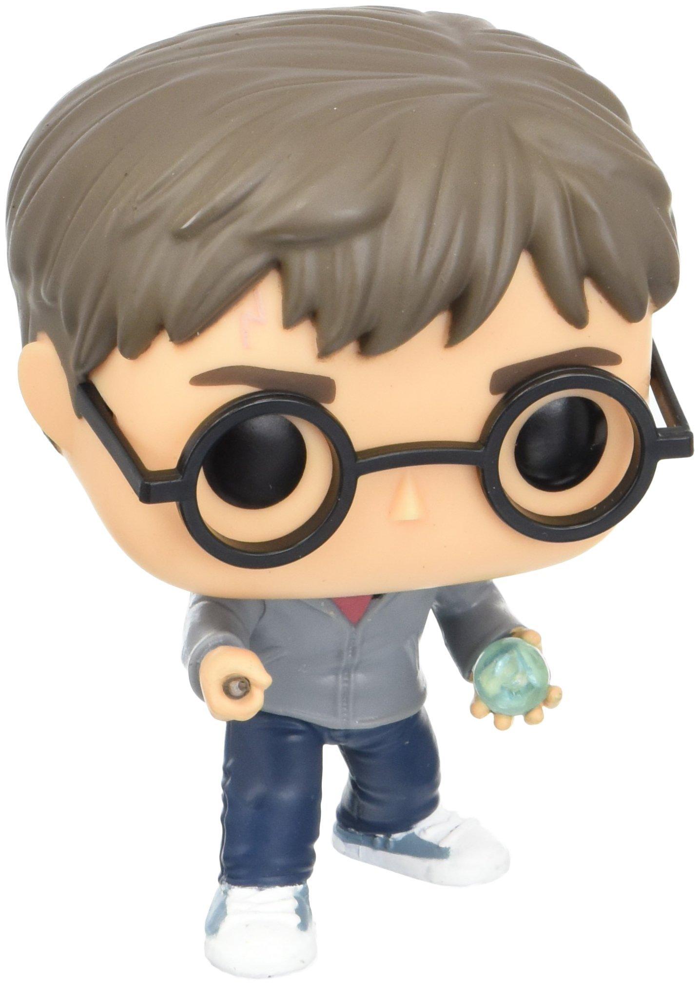 Funko Pop Harry con Orbe Profecía (Harry Potter 32) Funko Pop Harry Potter