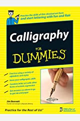 Calligraphy for Dummies Paperback