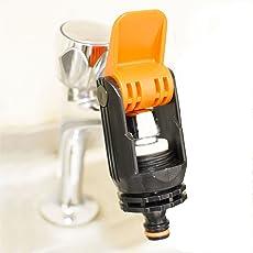 Universal Wasserhahn-Anschluss Adapter Mixer Küche Garten Schlauch