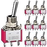 Ils 12v 16mm Start Hupenknopf Momentary Edelstahl Elektronik