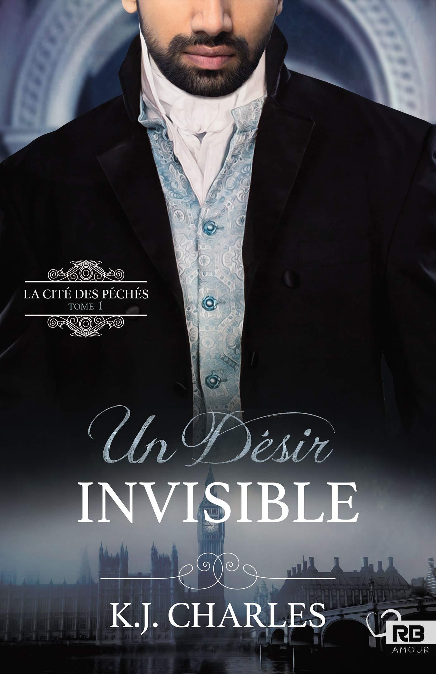 Un désir invisible: La Cité des péchés, T1