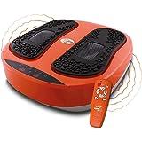 Mediashop VibroLegs – massageapparat med vibration för ben och fötter – vibrationsplatta avslappnad och vitaliserad – fotmass