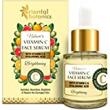Oriental Botanics Nature's Vitamin C Brightening Face Serum With Vitamin E and Hyaluronic Acid - With Kakadu Plum, 20 ml