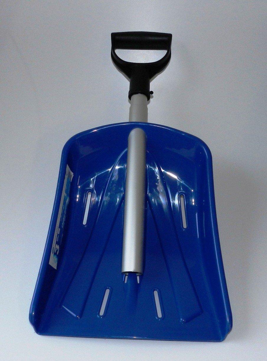 Advanced Teleskop Notfall blau Schnee Schaufel + Auto Transport Tasche