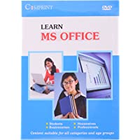 Learn MS Office Education CD Comprint (DVD)