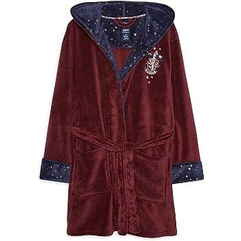 Primark Ladies Girls Harry Potter Gryffindor Hogwart Bath Robe