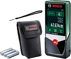 PLR 50 C - جهاز قياس المسافة من بوش - قياس حتى 50 متر
