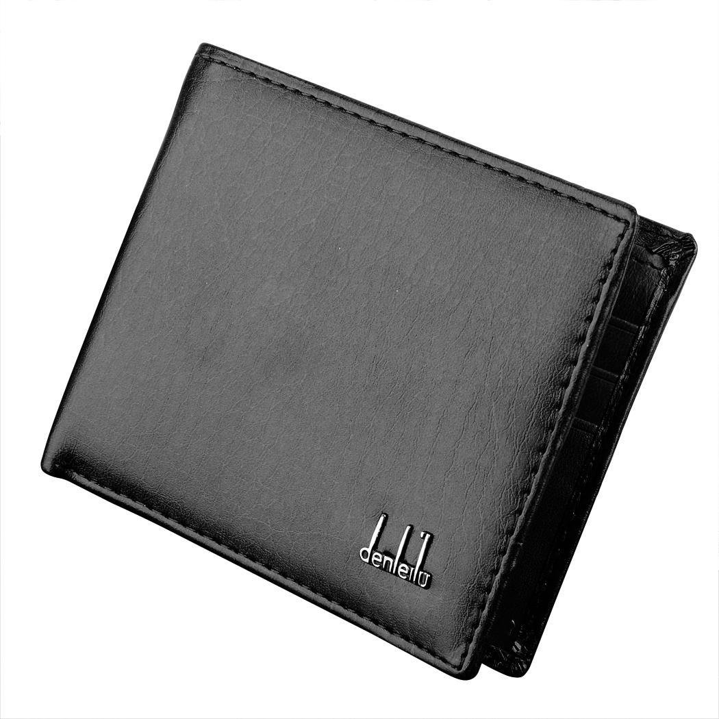 SevenSky Synthetic Leather Men Wallet for Money Credit ID Cards Holder